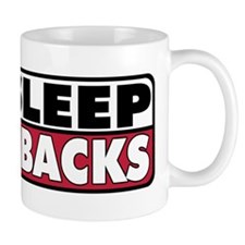 Eat Sleep Razorbacks Small Small Mug