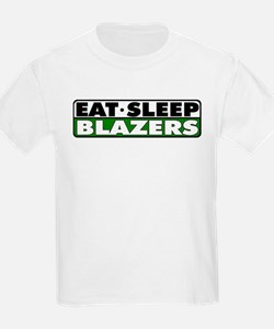 Eat Sleep Blazers T-Shirt