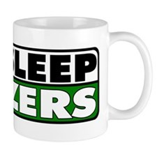 Eat Sleep Blazers Mug