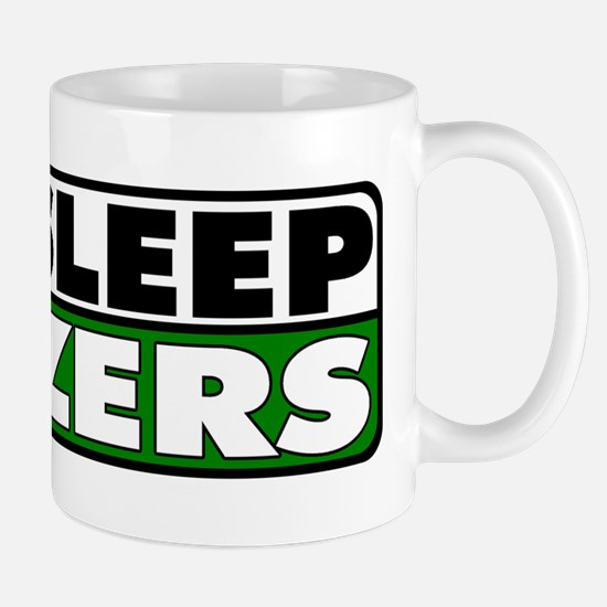 Eat Sleep Blazers Mug