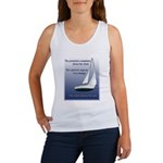 Adjust the sails Women's Tank Top