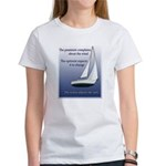 Adjust the sails Women's T-Shirt