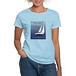 Adjust the sails Women's Light T-Shirt