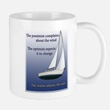Adjust the sails Mug