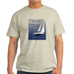 Adjust the sails Light T-Shirt