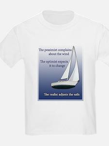 Adjust the sails T-Shirt
