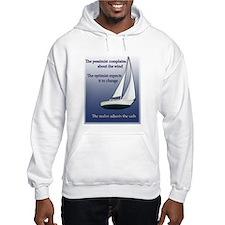 Adjust the sails Hoodie