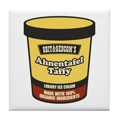 Ahnentafel Taffy Tile Coaster