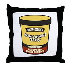 Ahnentafel Taffy Throw Pillow