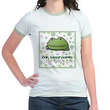 Mr. Sassy Pants Frog T