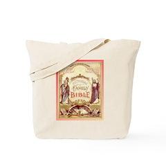 Family Bible Tote Bag