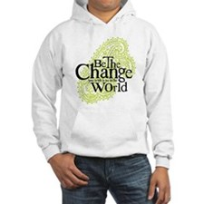 Paisley Green - Be the change Hoodie