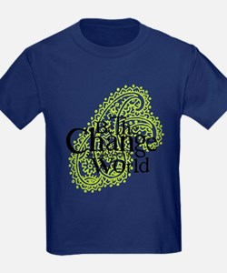 Paisley Green - Be the change T