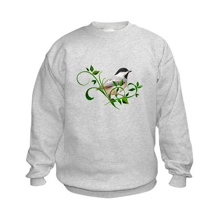 Chickadee Kids Sweatshirt