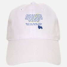 Move Over Sheltie Flyball Hat