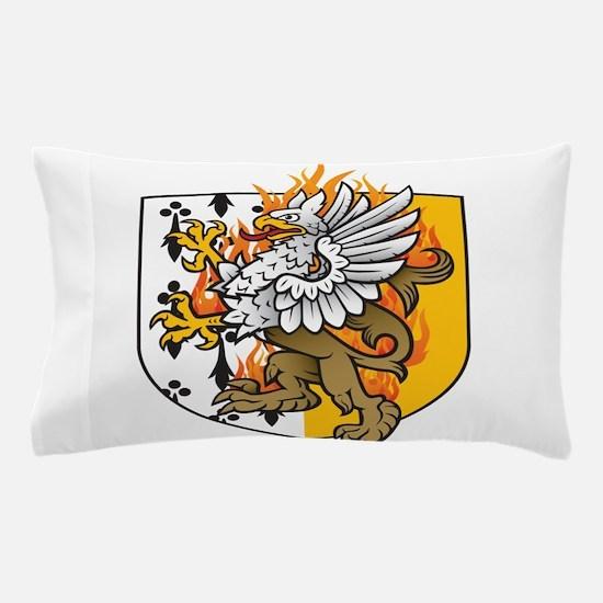 Unique Gryphon Pillow Case