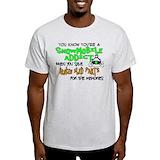 Snowmobile Light T-Shirt