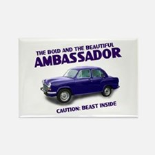 Ambassador Rectangle Magnet