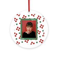 Karissa 2009 Ornament