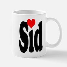 I love Sid Mug