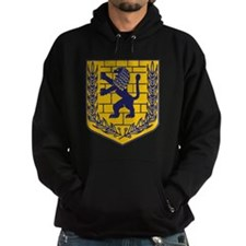 Lion of Judah Gold Hoodie