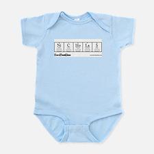 Ni C Ho La S Transparent Infant Bodysuit