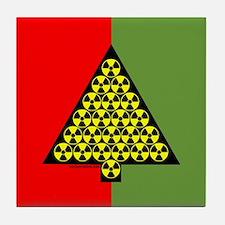 Nuclear Tree Tile Coaster
