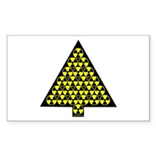 Nuclear Tree Rectangle Decal