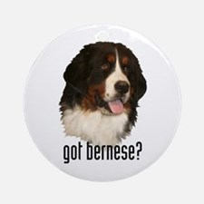 got bernese? Ornament (Round)