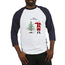 One Ball Xmas Tree Baseball Jersey