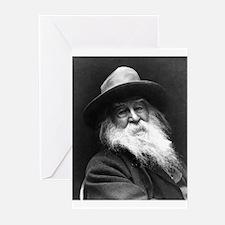 Walt Whitman Greeting Cards (Pk of 20)