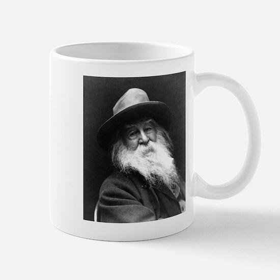 Walt Whitman Mug