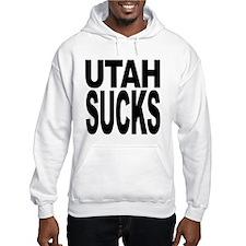 Utah Sucks Hooded Sweatshirt