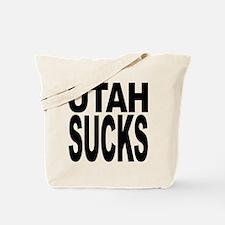 Utah Sucks Tote Bag