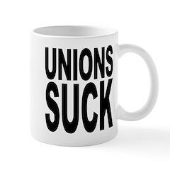 Unions Suck Mug