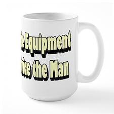 Lance Armstrong Christmas Ceramic Mugs