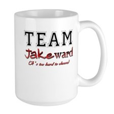 Team Jakeward Twilight Gifts Mug