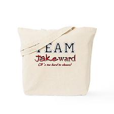 Team Jakeward Twilight Gifts Tote Bag