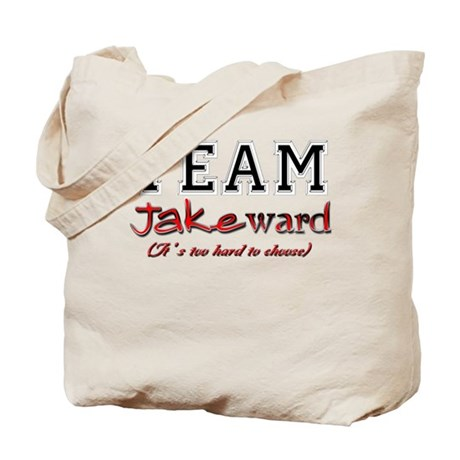 Team Jakeward Twilight Gifts Tote Bag