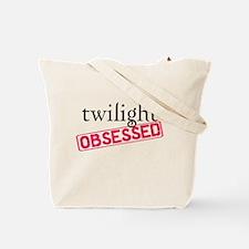 Twilight Obsessed Tote Bag