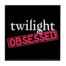 Twilight Obsessed Tile Coaster