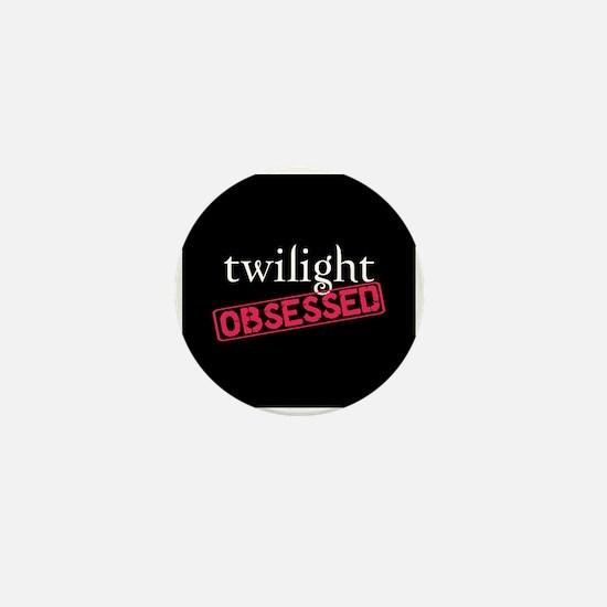 Twilight Obsessed Mini Button