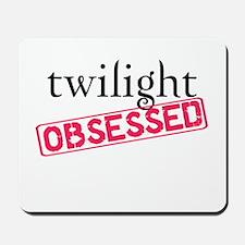 Twilight Obsessed Mousepad