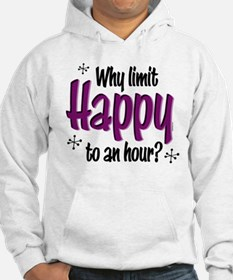 Limit Happy Hour? Jumper Hoody