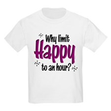 Limit Happy Hour? T-Shirt