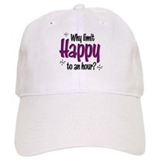 Limit Happy Hour? Baseball Cap