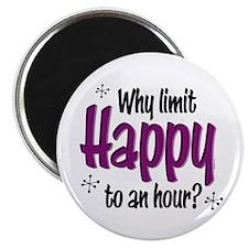 Limit Happy Hour? Magnet