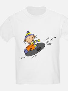Snow Tubing T-Shirt
