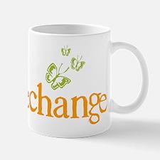 Be the change - Earthy - Butterflys Mug