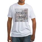 Hope Won Fitted T-Shirt